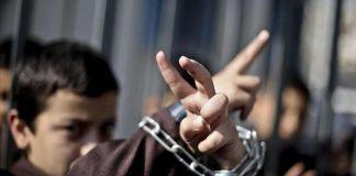 Penjajah Israel Vonis Bocah Palestina 10 Tahun Penjara