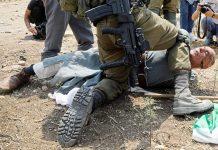 Penjajah Israel Menzalimi Warga Palestina