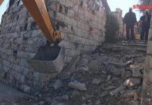 Tentara Israel Bongkar Rumah Warga Palestina