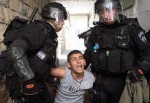 Penjajah Israel Tangkap Bocah Palestina