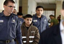 Derita Anak Palestina di Penjara Israel