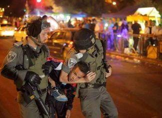 Tentara Israel Tangkap Warga Palestina