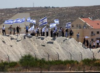 Permukiman ilegal Yahudi