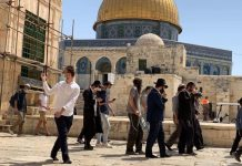 Imigran Gelap Yahudi Nodai Masjid Al-Aqsa