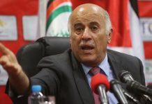 Sekretaris Fatah Jibril Al-Rajoub
