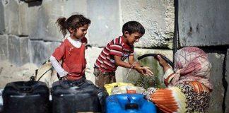Krisis Air Bersih, Israel Bunuh Warga Gaza dengan Kehausan