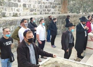Puluhan Imigran Gelap Yahudi Geruduk Masjid Al-Aqsa