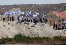 Penjajah Israel Rampas Tanah Warga Palestina