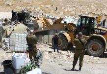 Israel Ancam Rampas Tanah Warga Palestina di Hebron
