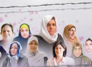 Derita Wanita Palestina di Penjara Israel, Diperlakukan Seperti Tahanan Perang