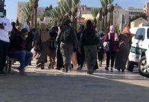 Wanita ini Ditangkap Israel Saat Hendak Shalat di Masjid Al-Aqsa