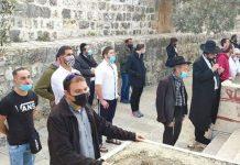 Imigran Ilegal yahudi Nodai Masjid Al-Aqsa, Israel Geledah Rumah Warga Palestina di Hebron