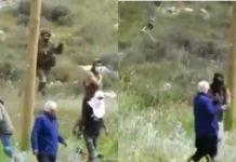 Heorik, Pria Tua Palestina Tak Gentar Hadapi Serangan Imigran Gelap Yahudi
