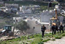 Penjajah Israel Ancam Gusur 13 Warga Palestina di Nablus